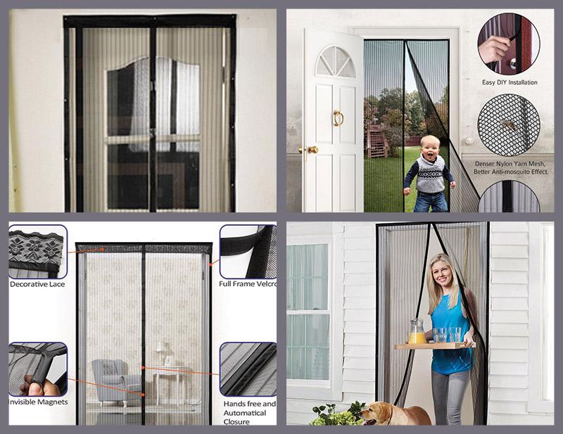5 Best Magnetic Screen Door For Your Bug Free Home [2018]   Slick Doors