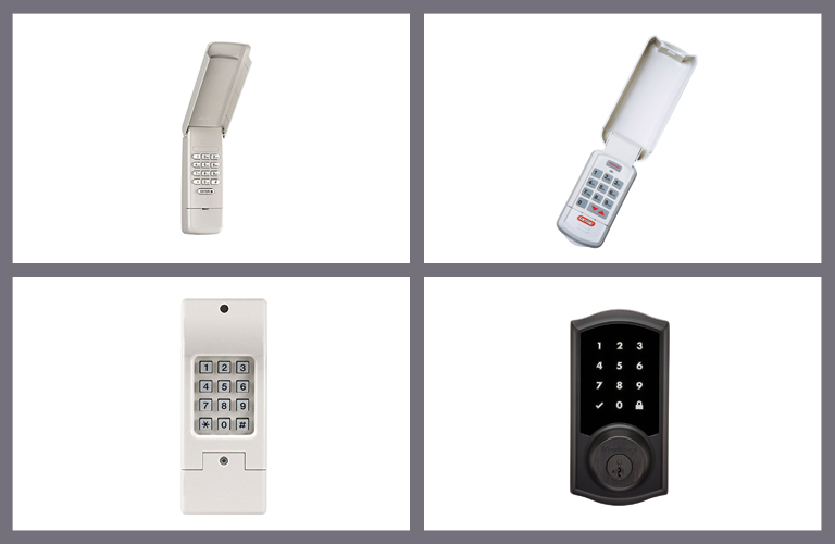 5 Best Garage Door Keypad Reviews For Your Garage 2020 Slick Door